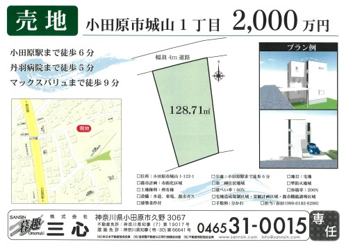 城山土地資料