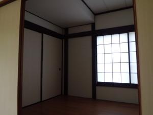 After:和洋折衷のお部屋です♪